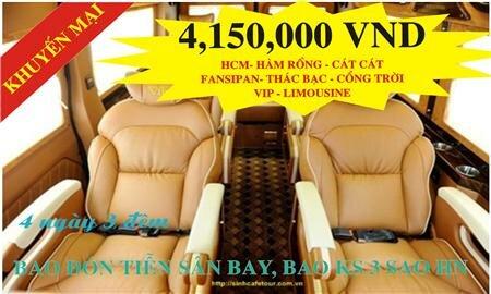 tour-ho-chi-minh-ha-noi-sapa-vip-limousine-4-ngay-3-dem